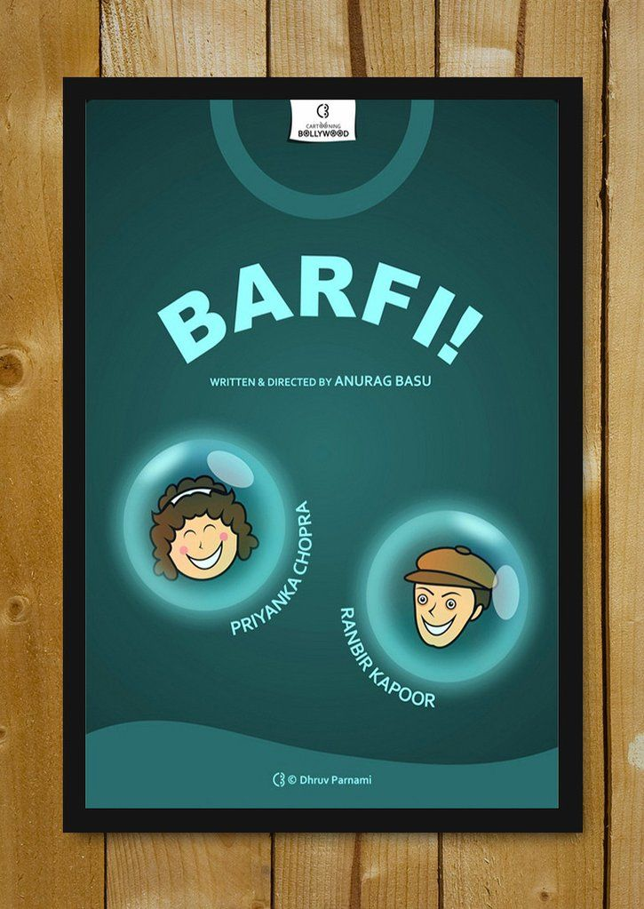 buy framed posters online shopping india barfi cartoon art glass framed poster postergully