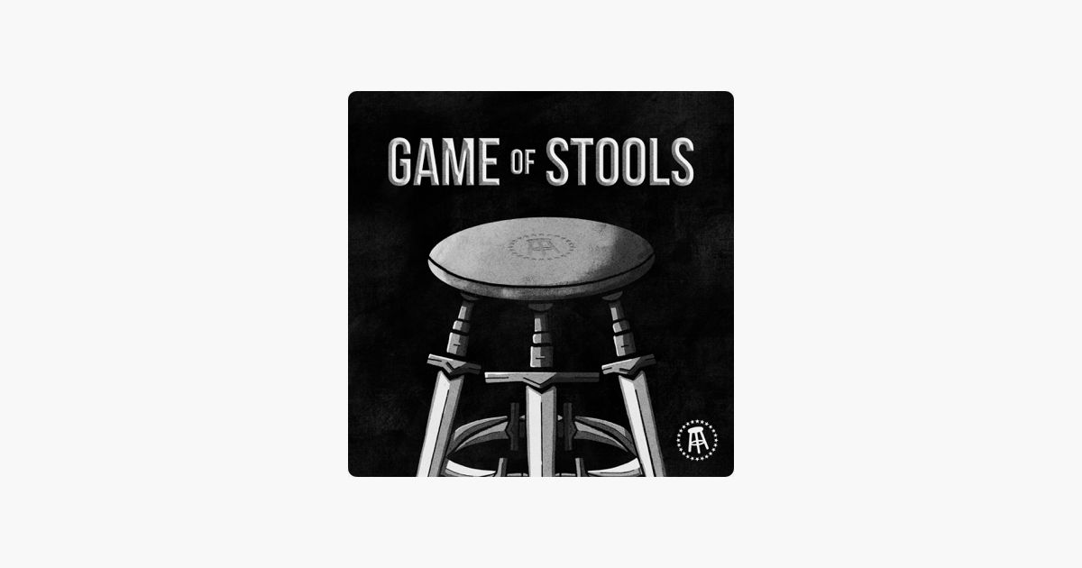game of stools on apple podcasts