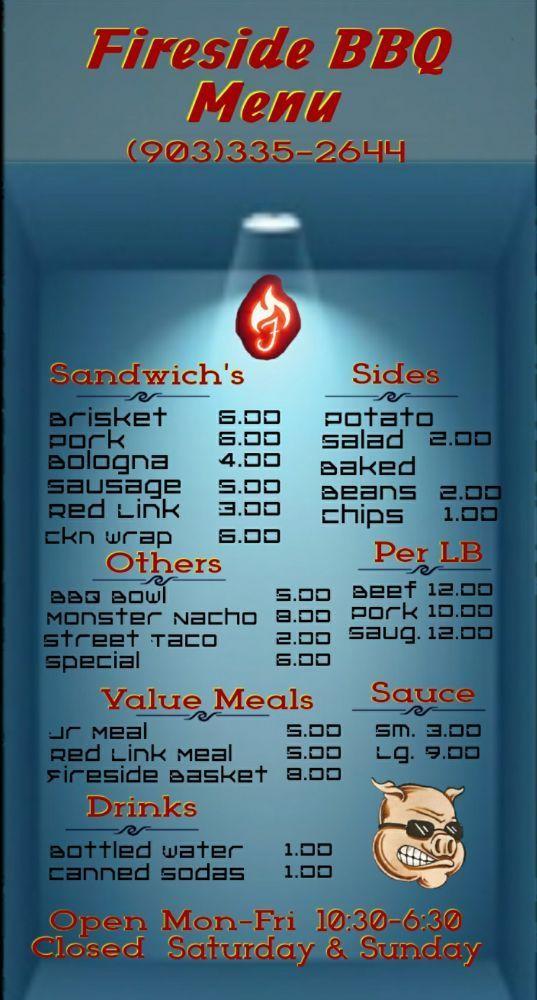 fireside bbq 15 photos barbeque 9457 tx hwy 19 n sulphur springs tx restaurant reviews phone number yelp