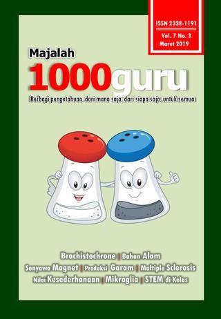 Poster Hemat Energi Air Hebat Majalah 1000guru Vol 07 No 03 Edisi 96 Maret 2019 by Majalah