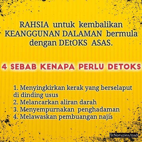 Poster Hidup Sihat Tanpa Dadah Baik Aloeberynectar Instagram Photo and Video On Instagram