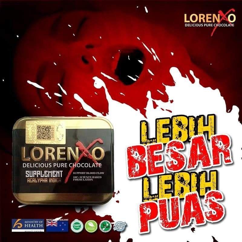 lorenxo d d d d new packaging lagi power dan padud produk yg dpt mengembalikan kehangatan malam pertama abang pasangan d d d lorenxo dapat membantu