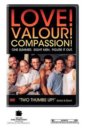 Poster Hiv Aids Bermanfaat Amazon Com Love Valour Compassion Jason Alexander Stephen