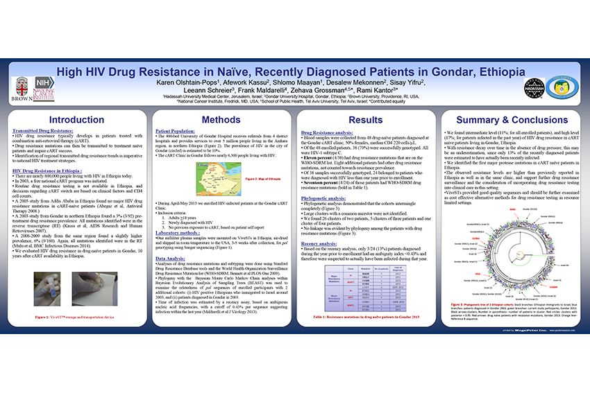 hiv drug resistance in drug naa ve patients 10 years after being treated with combination anti retroviral therapy cart click here to view the poster