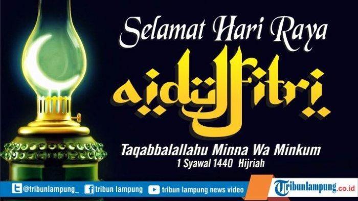 ucapan selamat hari raya idul fitri 2019 dalam tiga bahasa indonesia arab dan inggris