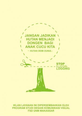 Poster Iklan Layanan Masyarakat Bernilai Iklan Layanan Masyarakat Ilm Sebagai Pendekatan Lingkungan Oleh