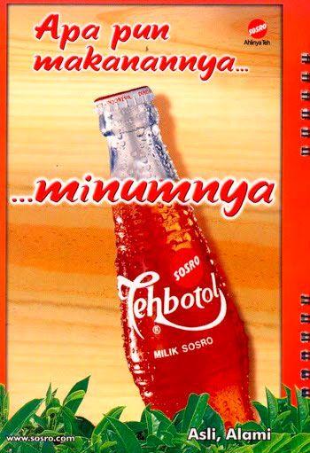 Poster Iklan Produk Terbaik 12 Best Indonesian Brand Slogans Creative Blog Idealist