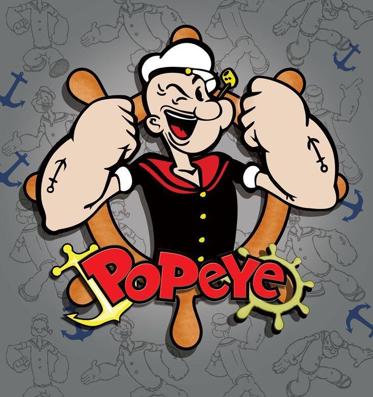 Poster Kartun Terhebat Popeye the Sailor Man Wallpapers Download Free Popeye the Sailor