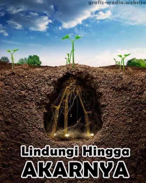 Poster Kebersihan Lingkungan Lucu Bermanfaat 50 Contoh Poster Slogan Lingkungan Hidup Go Green Grafis Media