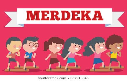 Poster Kemerdekaan 17 Agustus Power Indonesia Independence Day Images Stock Photos Vectors Shutterstock