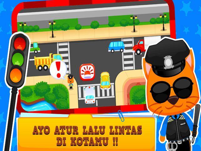 marbel polisi di app store