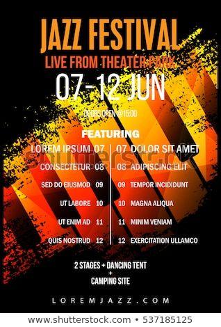 Poster Konser Hebat Music Flyer Background Leon Seattlebaby Co