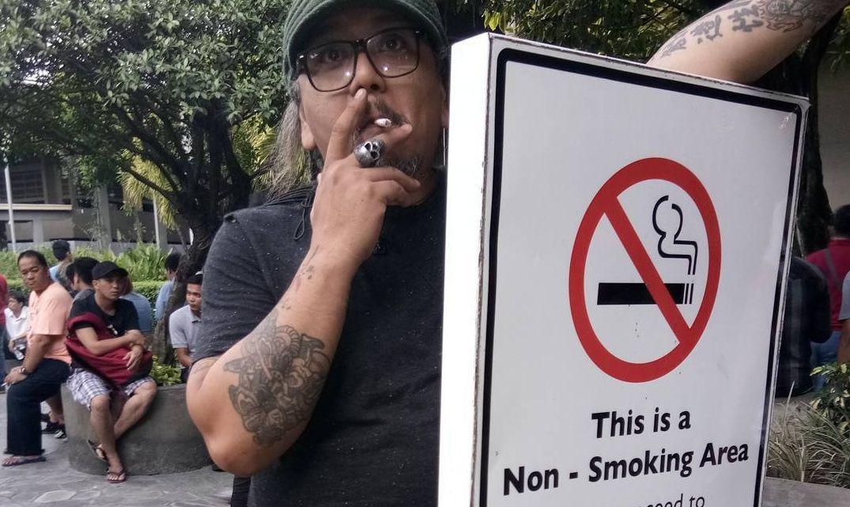 Poster Larangan Merokok Bernilai Berita Dilarang Merokok Terbaru Yogyakarta Mentaok Com