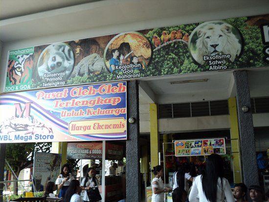 Poster Makanan Power Ruang Tunggu Obyek Wbl Dengan Poster Aneka Paket Wisata Yang