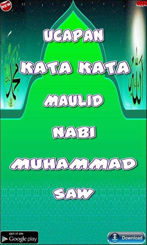 ucapan maulid terupdate kata kata ucapan maulid nabi muhammad saw for android apk download