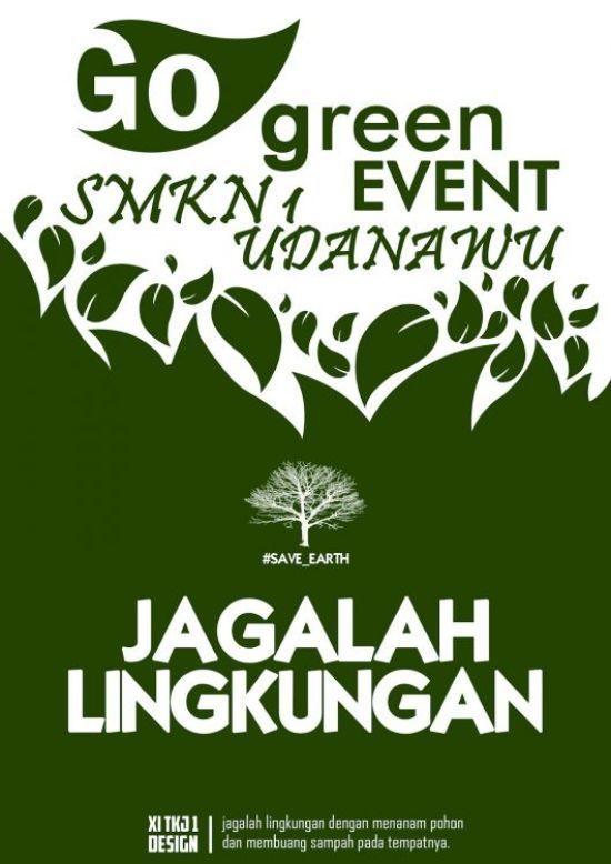 Poster Menjaga Lingkungan Hebat Jom Download Pelbagai Contoh Contoh Poster Lingkungan Hidup Sehat