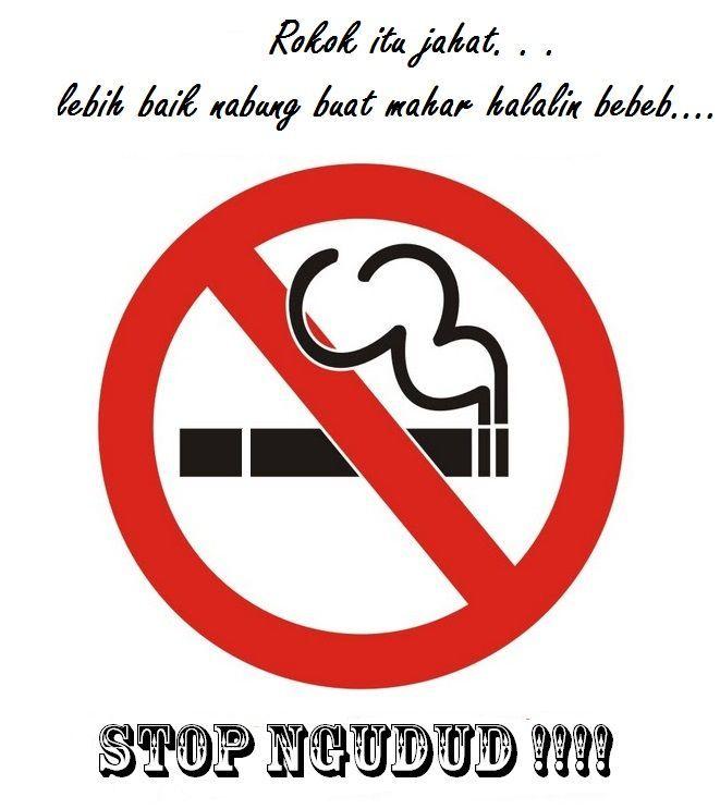 poster larangan merokok untuk tugas softskill