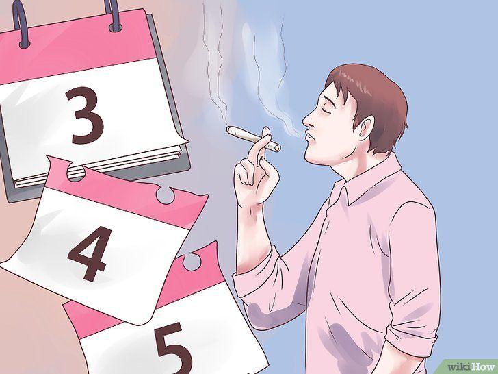 Poster Merokok Berguna Cara Berhenti Merokok Ganja Setelah Bertahun Tahun Wikihow
