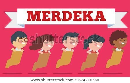 poster hari kemerdekaan malaysia power stock vector illustration on hari merdeka stock vector royalty free