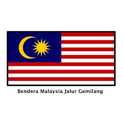 gallery poster bendera malaysia