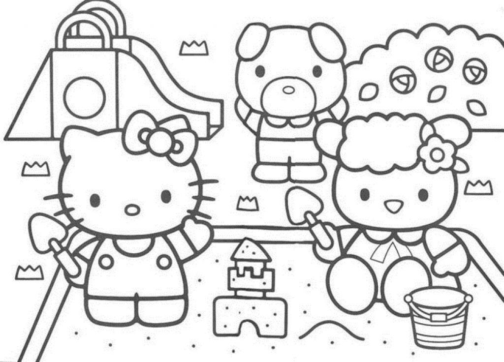Poster Mewarna Kaligrafi Hebat Contoh Gambar Mewarnai Hello Kitty Download Gambar Mewarnai Gratis