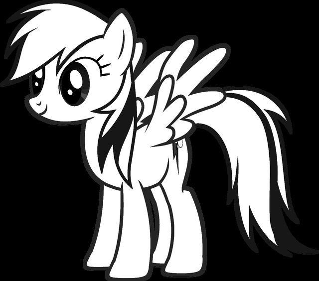 Poster Mewarna Kuda Poni Berguna Muat Turun Bermacam Contoh Gambar Mewarna Poney Yang Hebat Dan Boleh