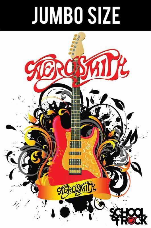 poster online shopping india aerosmith school of rock jumbo poster postergully