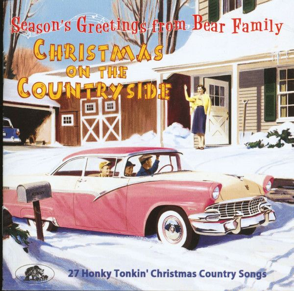 christmas on the countryside 27 honky tonkin christmas country songs
