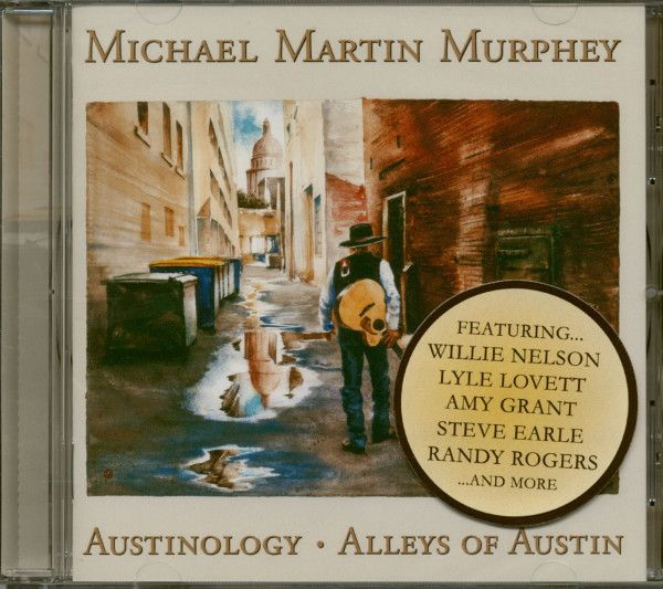 Poster Mobile Legend Hebat Michael Martin Murphey Cd Austinology Alleys Of Austin Cd