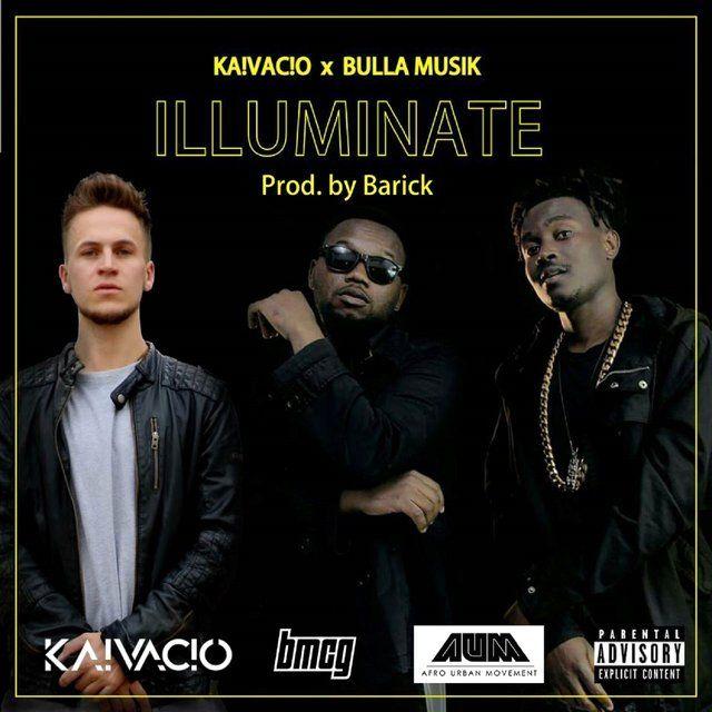 Poster Musik Meletup Illuminate by Ka Vac O Bulla Musik