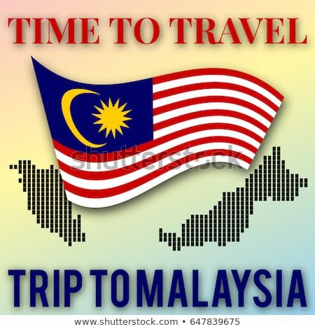 design of a banner or flyer for tourism trip to malaysia promotion of travel