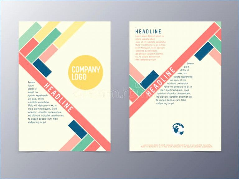 template professional flyer templates free science poster template fresh design