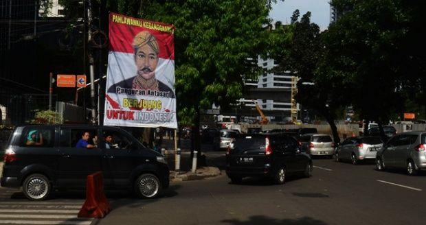 Poster Pahlawan Berguna Poster Pahlawan Untuk Bangkitkan Rasa Cinta Pada Nkri Foto Tempo Co