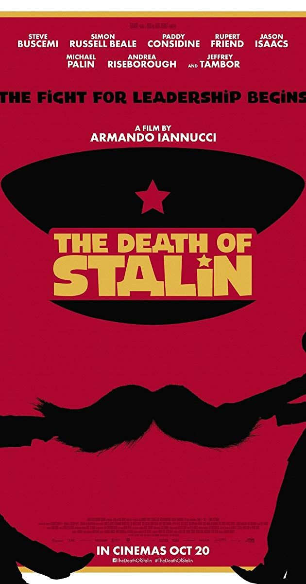 Poster Pas Menarik the Death Of Stalin 2017 Imdb