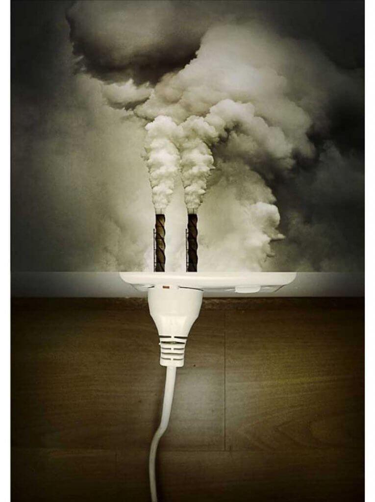 poster pencemaran udara