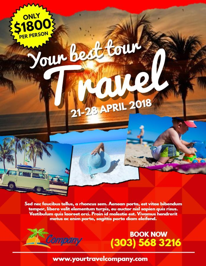 bus trip promo package advertisement travel pamphlet social media template travel posters and pamphlets travel brochure design travel agency design