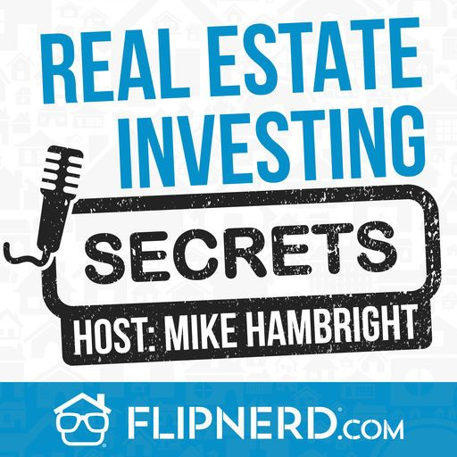 cover image of real estate investing secrets flipnerd audio version