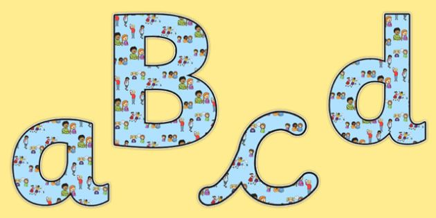 bullying lowercase display lettering a anti bullying posters