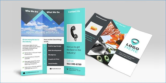 cheap brochures blank brochure templates poster templates 0d wallpapers 46 awesome