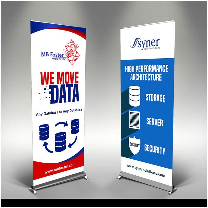 banner vertical design fresh pictures design 2 vertical banners for a government technology conference by of