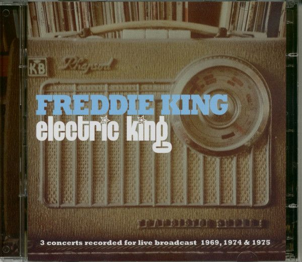 electric king 2 cd