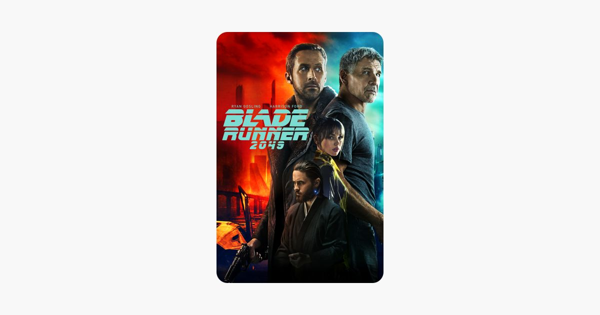 blade runner 2049 on itunes