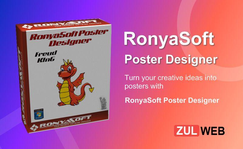 ronyasoft poster designer v2 3 18 full version