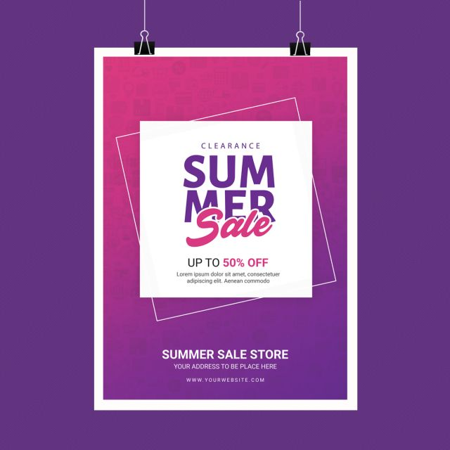 Sales Poster Meletup Clearance Summer Sale Poster Summer Sale Poster Sale Poster