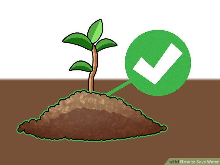 Save Water Poster Power the Easiest Way to Save Water Wikihow
