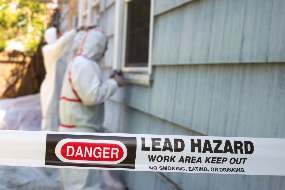 Smoking Poster Menarik Cook County Gets Grant to Fund Lead Paint Removal From Suburban