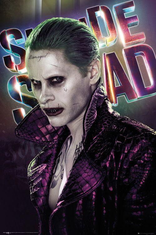 Suicide Squad Poster Berguna Muat Turun Bermacam Contoh Suicide Squad Poster Yang Hebat Dan Boleh