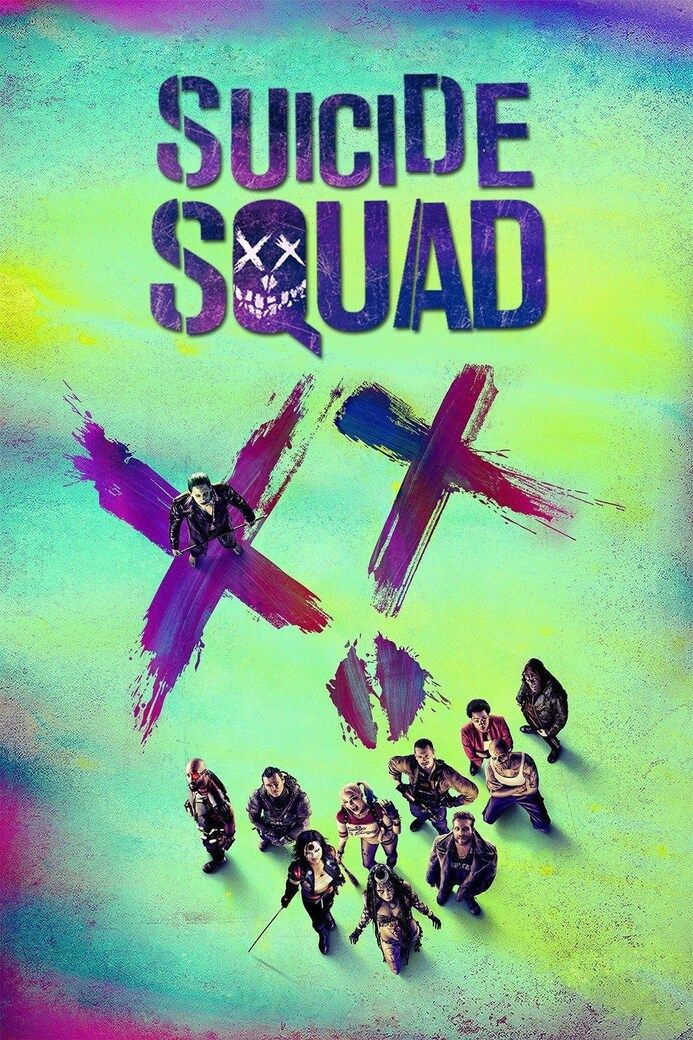 Suicide Squad Poster Berguna Suicide Squad Full Movie Watch Online Stream or Download Chili