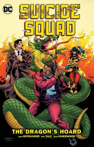 Suicide Squad Poster Menarik New issues for December 6 2017 Fresh Comics