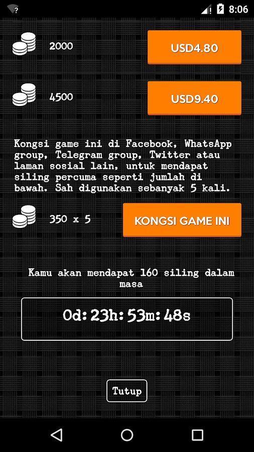 teka teki malaysia 1 0 4 screenshot 5 imej contoh aktiviti teka silang kata bahasa